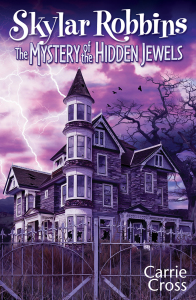MYSTERY OF THE HIDDEN JEWELS FRONT COVER